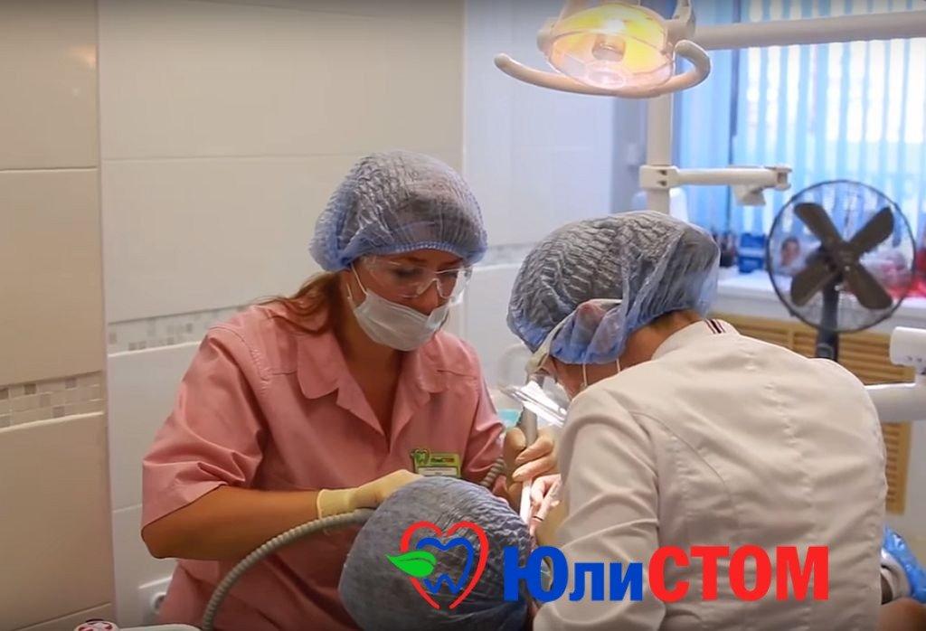 Ассистент - друг и товарищ стоматолога