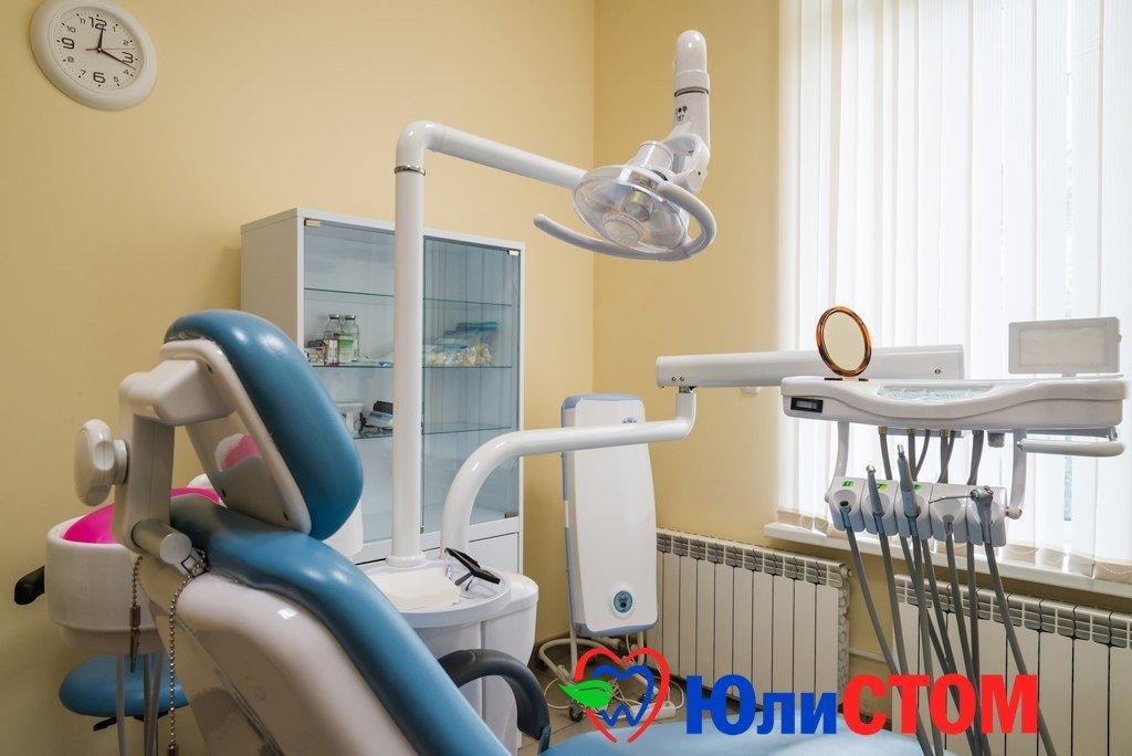 Современный стоматологический кабинет
