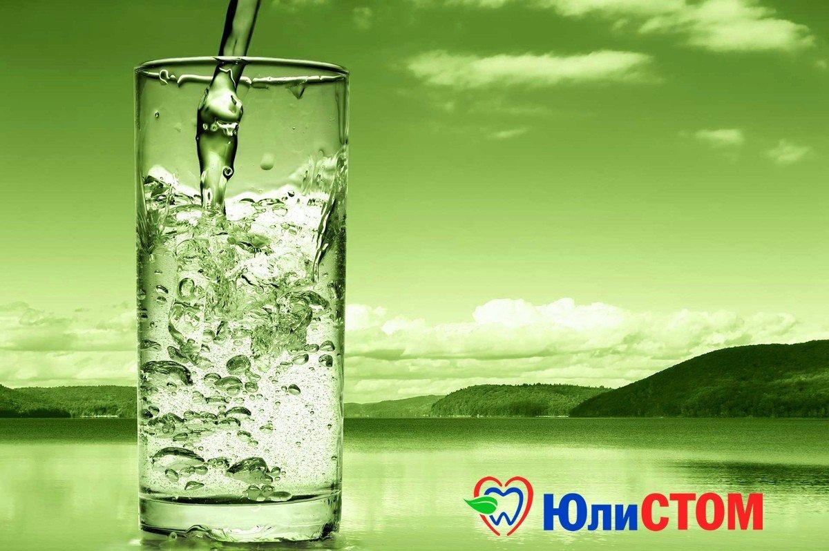 Минеральная вода - как враг зубов