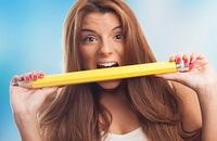 Грызть карандаш - вредно для зубов