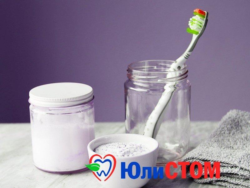 Зубная паста собственного приготовления