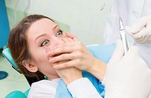 Панический страх перед стоматологом