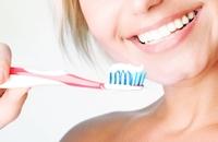 Чистка зубов вовремя